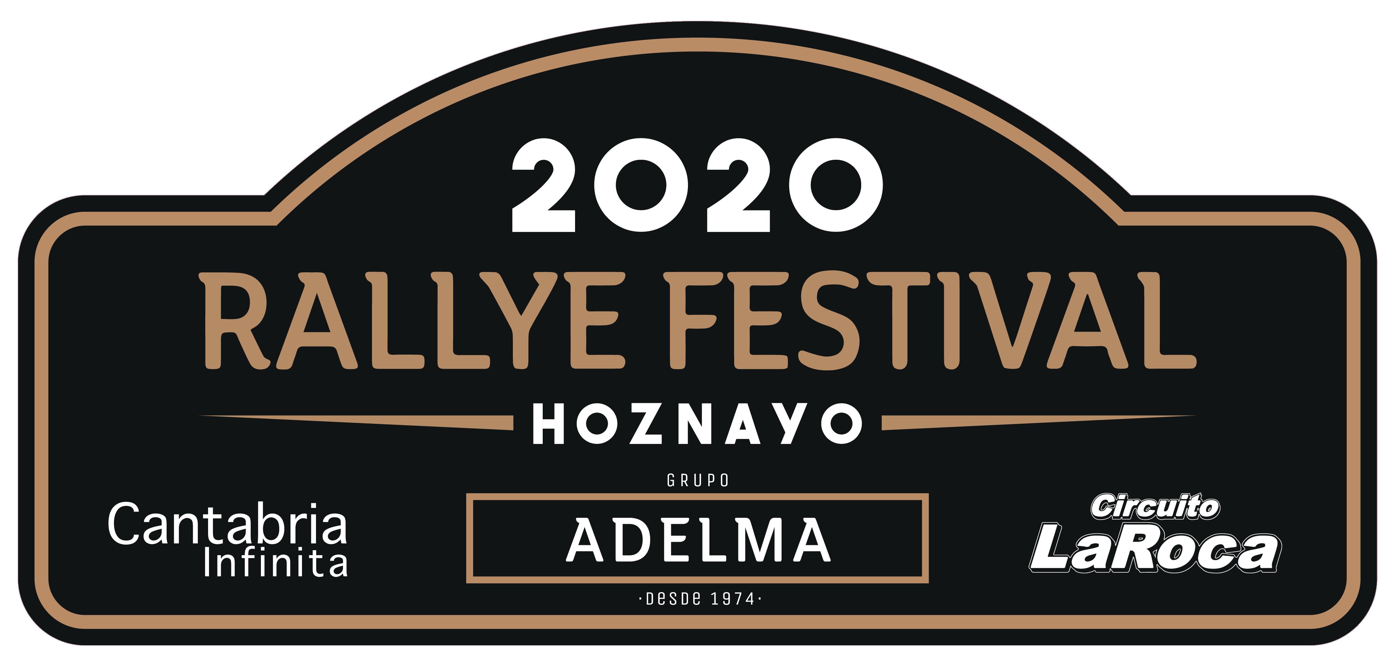 Tienda Online Rallye Festival Hoznayo